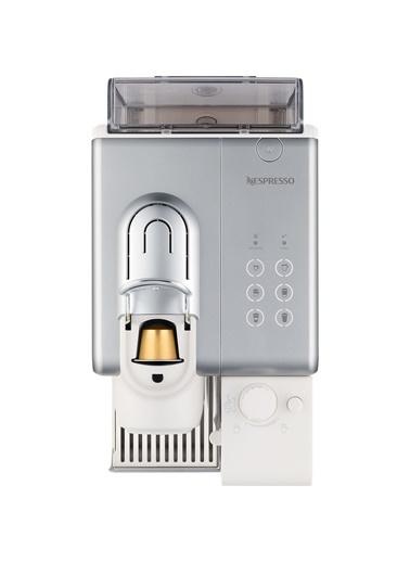Makine Klasik F 521 Lattissima Silver-Nespresso
